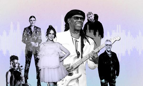 Enkele van de muzikanten die aan het woord komen in onderstaand artikel