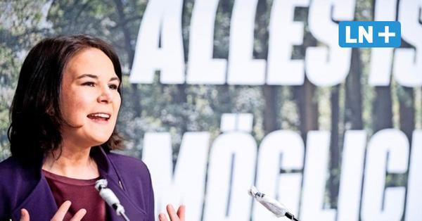Annalena Baerbock soll Kanzlerin werden – volle Unterstützung von den Grünen in Schleswig-Holstein