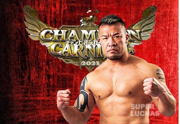 AJPW: «Champion Carnival 2021» – Día 3 Zeus se aferra a la cima