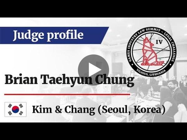 LC IV Judge profile – Brian Taehyun Chung, Partner at Kim & Chang (KR)