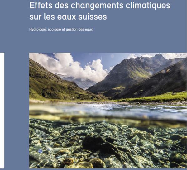 Hydro-CH2018: Château d'eau en danger
