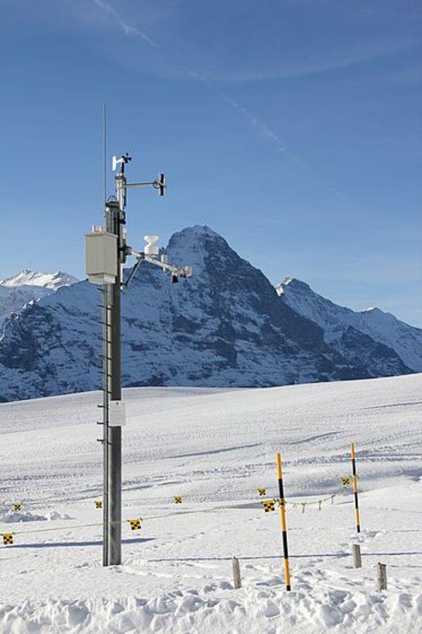 Nouveaux scénarios climatiques pour la Suisse à haute résolution temporelle et spatiale