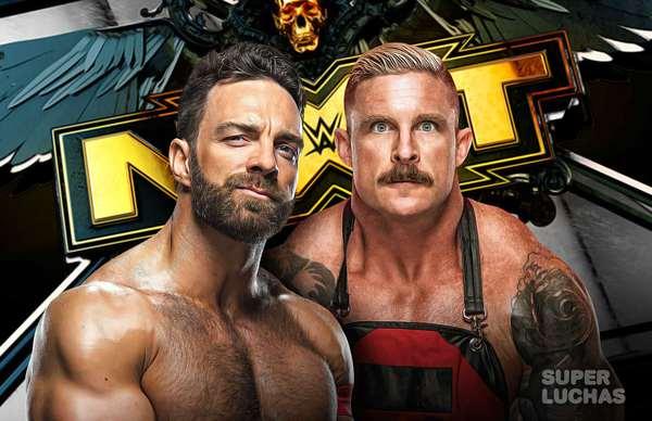 WWE NXT 20 de abril 2021 | Resultados en vivo | LA Knight vs. Dexter Lumis