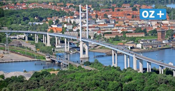 """Frust über Sperrung von B 96 und Rügenbrücke: """"Ich bin stinksauer"""""""