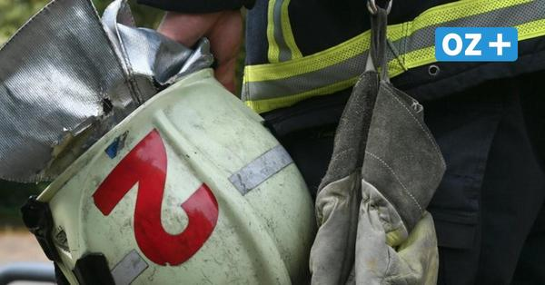 Verkettung von Unglücken: Zwei Fahrzeuge brennen in Stralsund aus