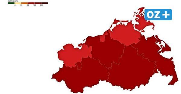 Corona-Inzidenz in MV: Aktueller Überblick über Städte und Landkreise