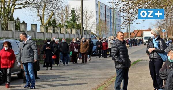 Usedomer empört: Stundenlang umsonst bei Impfaktion in Greifswald gewartet