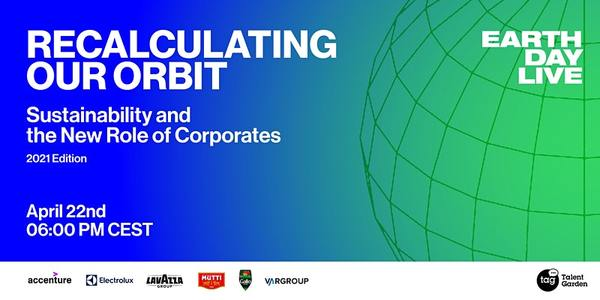 Recalculating Our Orbit: Sustainability and the New Role of Corporates | 9:00am