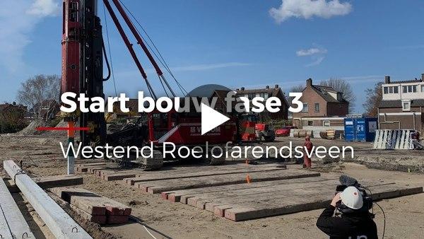 ROELOFARENDSVEEN - Aftermovie bouw Westend fase 3 (video)