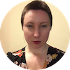 Tatiana Kozak is a Ukrainian journalist and editor at graty.me, a media focused on criminal justice reporting. If she's not scrolling through her Facebook timeline, you'll probably find her in courtrooms across Ukraine, reporting on war trials.