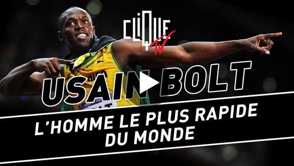 Usain Bolt : La légende de l'athlétisme - Clique Sport