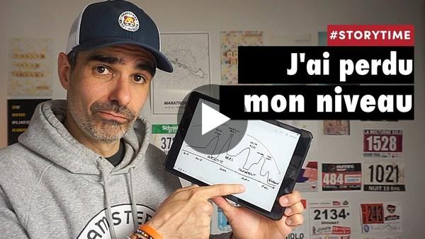Pourquoi j'ai perdu mon niveau depuis le marathon de Paris