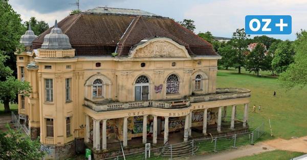 Rettung der Villa Baltic in Kühlungsborn: Das sind die Pläne