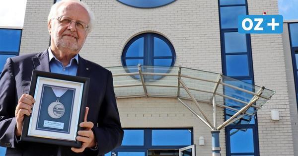 Kühlungsborner Professor erhält internationale Auszeichnung