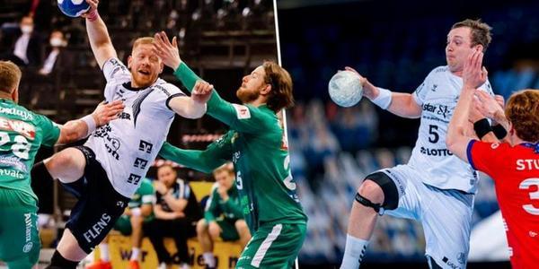 Handball-Meisterrennen - Jicha rechnet mit Punktverlusten von THW und SG