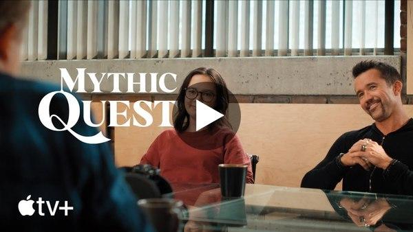 Mythic Quest — Season 2 Trailer (VO) Apple TV+ - Vídeo Dailymotion