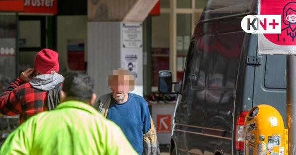Verstöße in Gaarden: Polizei kontrolliert Einhaltung der Maskenpflicht