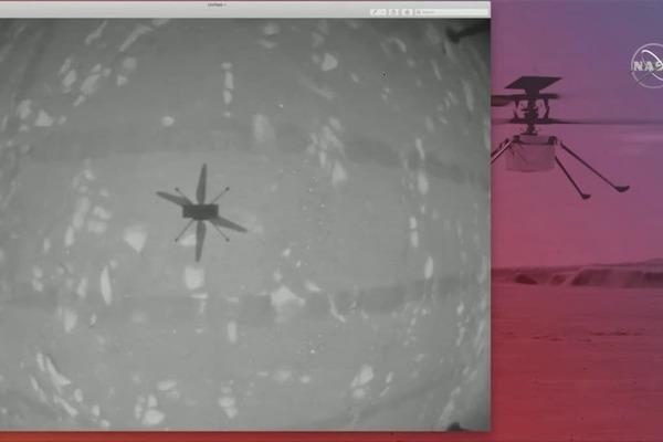 Ingenuity nella Storia: il drone ha volato su Marte - Focus.it