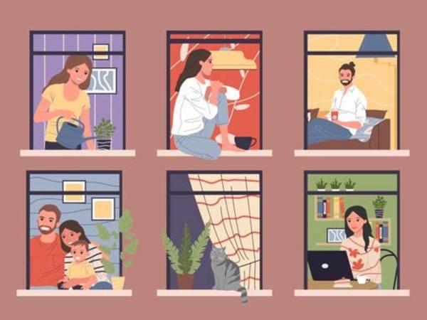 Addio liti, ora ci si aiuta: ecco il social che trasforma il condominio in community - Corriere.it