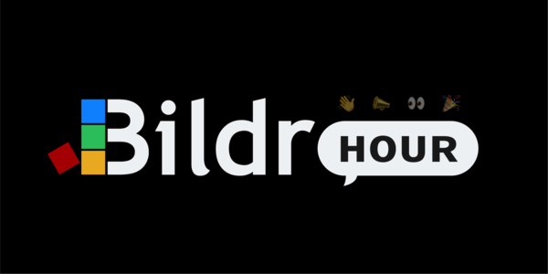 Want to see a marketplace in Bildr?