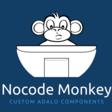 NoCode Monkey | Custom Adalo Components