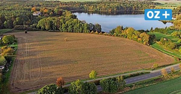 Tramser See in Nordwestmecklenburg: Hier sind Wohn- und Ferienhäuser geplant
