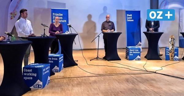 OZ-Forum zur Landratswahl Nordwestmecklenburg: So persönlich zeigen sich die Kandidaten