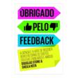 """Livro """"Obrigado pelo feedback"""""""