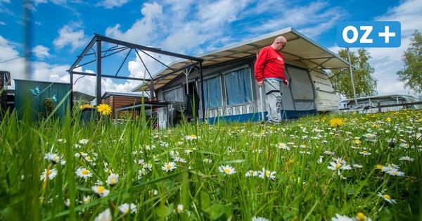 Corona-Regeln: Dauercampen in Mecklenburg-Vorpommern verboten