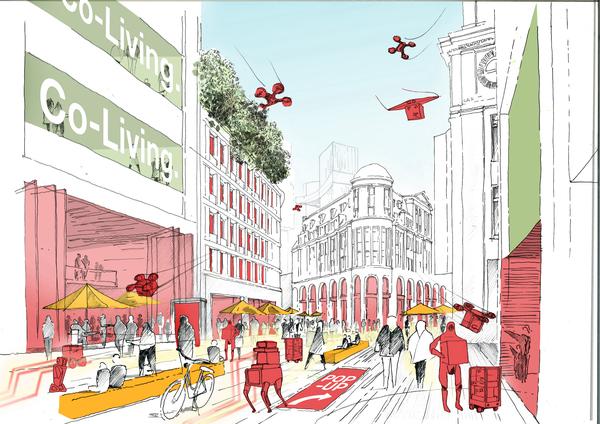 Schmitz-Morkramers Vision für die Kölner Schildergasse