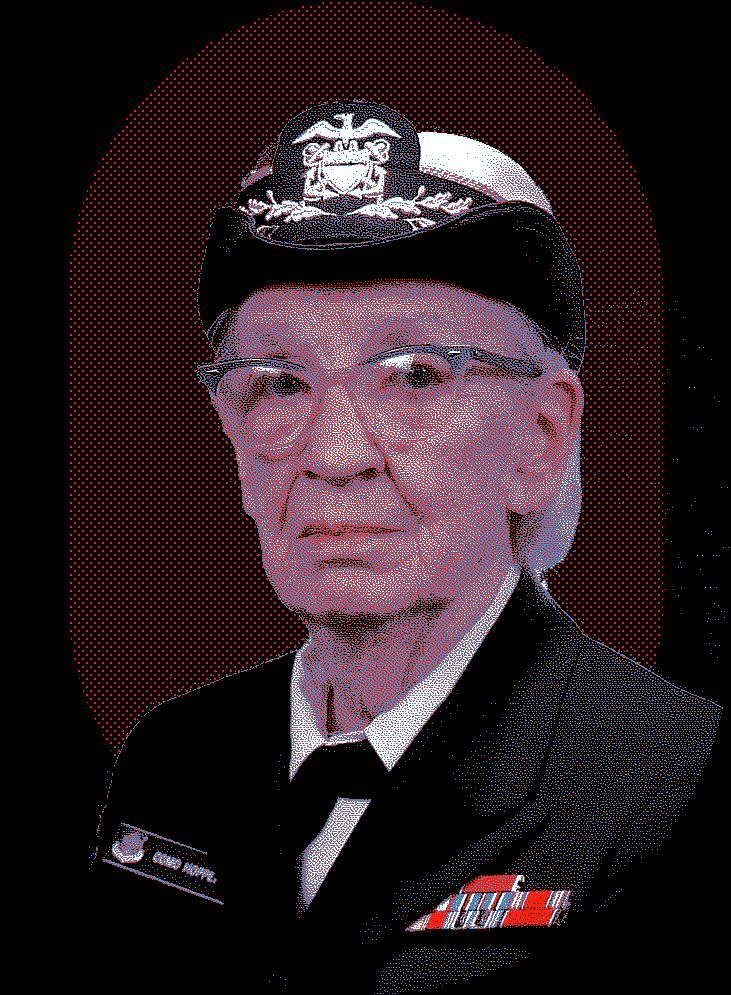 Grace Brewster Murray Hopper (1906 – 1992)