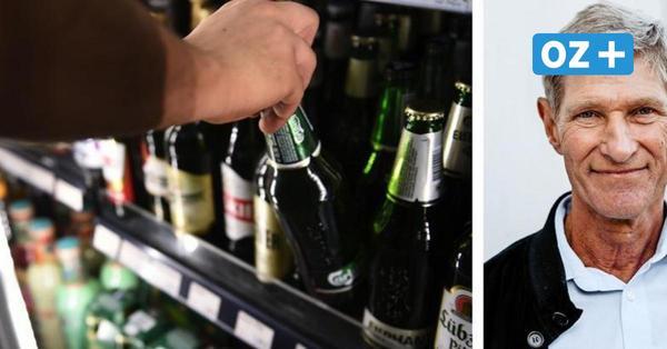 """Greifswalder Suchtexperte: """"Selbst geringe Mengen Alkohol sind schädlich"""""""