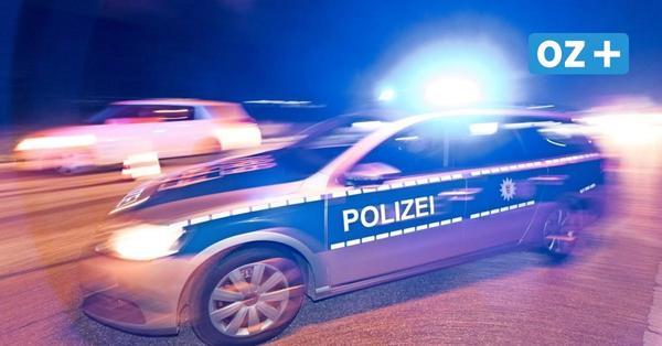 Zwei Polizisten verletzt: 31-Jähriger nach Verfolgungsjagd bei Grimmen festgenommen