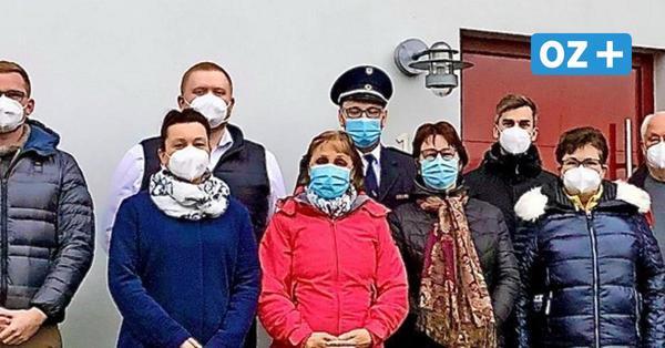 Neuer Förderverein in Lancken-Granitz sammelt Spenden für Feuerwehrauto