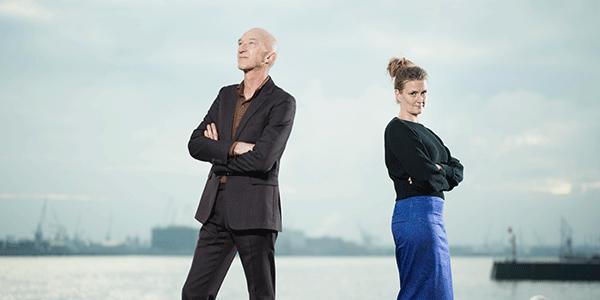 Wilfried de Jong en Ruth Joos (bron: Merlijn Doomernik / VPRO)