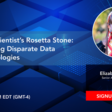 A Data Scientist's Rosetta Stone: Reconciling Disparate Data with Ontologies | Meetup