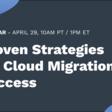 Proven Strategies for Cloud Migration Success | Meetup