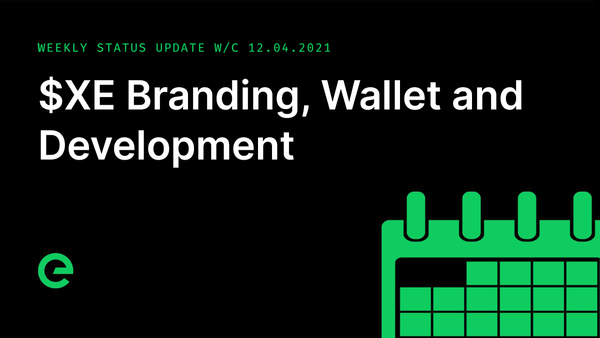 Weekly Update: W/C 12th April, 2021 | Edge