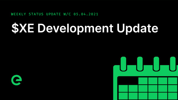 Weekly Update: W/C 05th April, 2021 | Edge