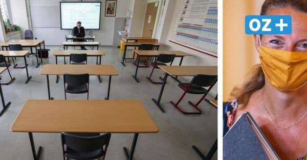 Schulen in MV: Öffnung erst bei Inzidenz eine Woche unter 100
