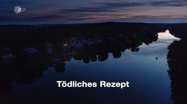 """Die ZDF-Krimiserie """"SOKO Potsdam"""" hat in ihrer aktuellen Folge eine ganz besondere form der Gastro-Kritik. Screenshot: ZDF"""