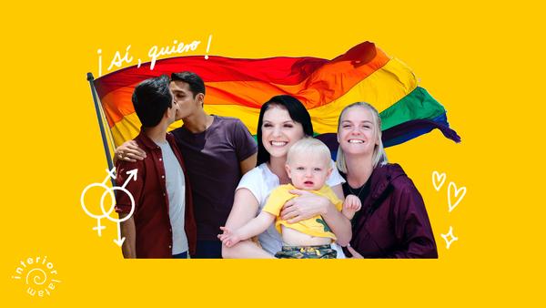 """Matrimonio igualitario en Latinoamérica: Decir """"sí, quiero"""" fuera de una capital"""