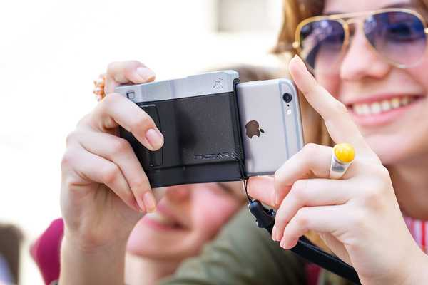 Convert your iPhone into an easier-to-use camera with a Pictar Smart Grip