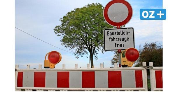 Straßenbau: L30 zur Glewitzer Fähre auf Rügen wird für Monate voll gesperrt