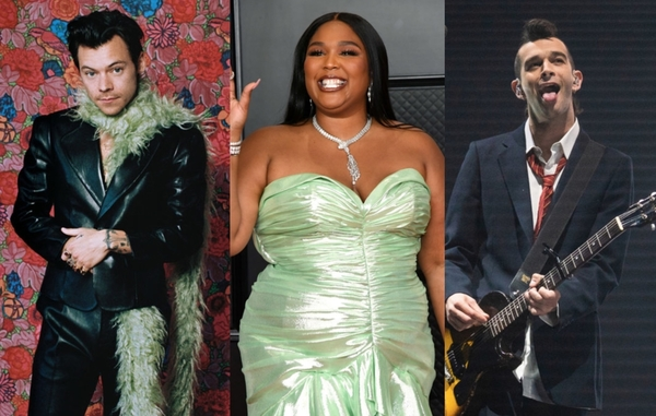Harry Styles, Lizzo and The 1975 among nominees for British LGBT Awards