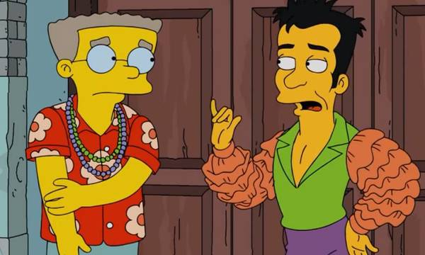 The Simpsons recasts iconic gay character with proud gay actor in bid to be more inclusive