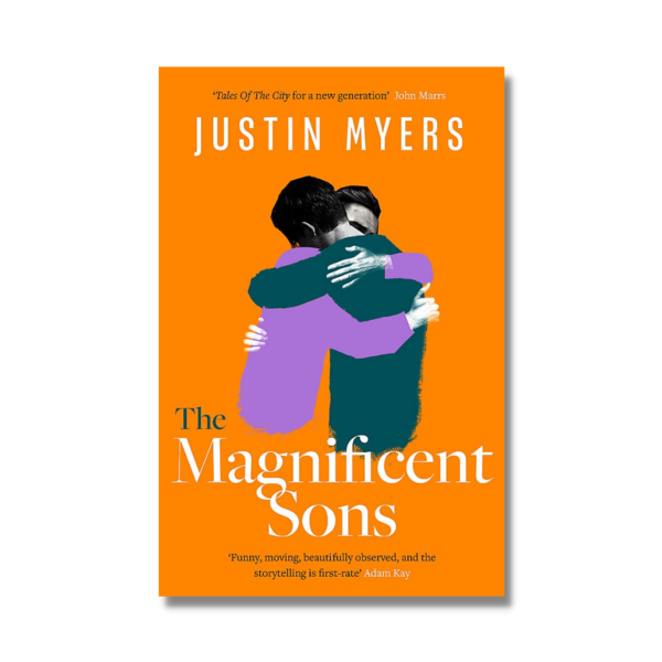 📚 The Magnificent Sons by Justin Myers
