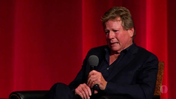 """Ryan O'Neal on Making """"Barry Lyndon"""" with Stanley Kubrick"""