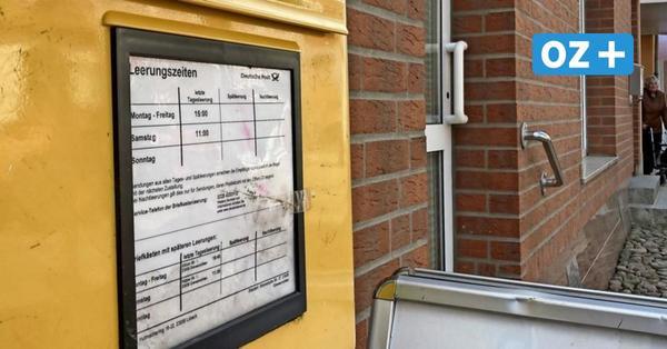 Schneckenpost: Darum kommen in Grevesmühlen die Briefe verspätet an