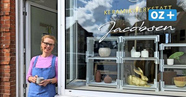 Keramikwerkstatt öffnet in Klütz: Töpferin bietet ab Sommer Kurse an